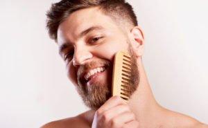 Prozess nach der Barttransplantation